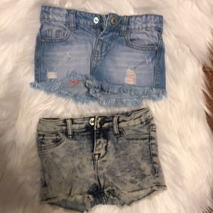Other - Toddler Jean Shorts